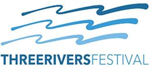 Three Rivers Festival logo