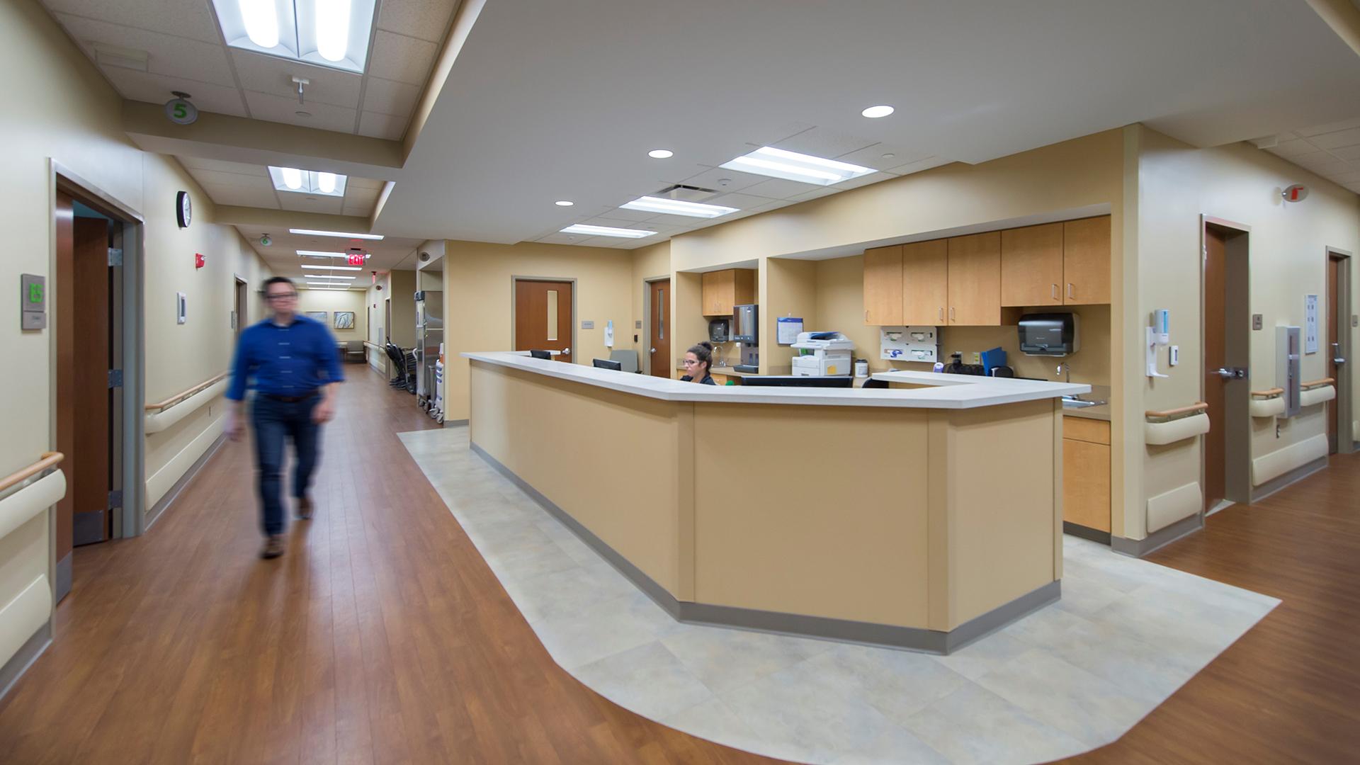 Parkview Health – Rapid Diagnostic Unit Desk RDU