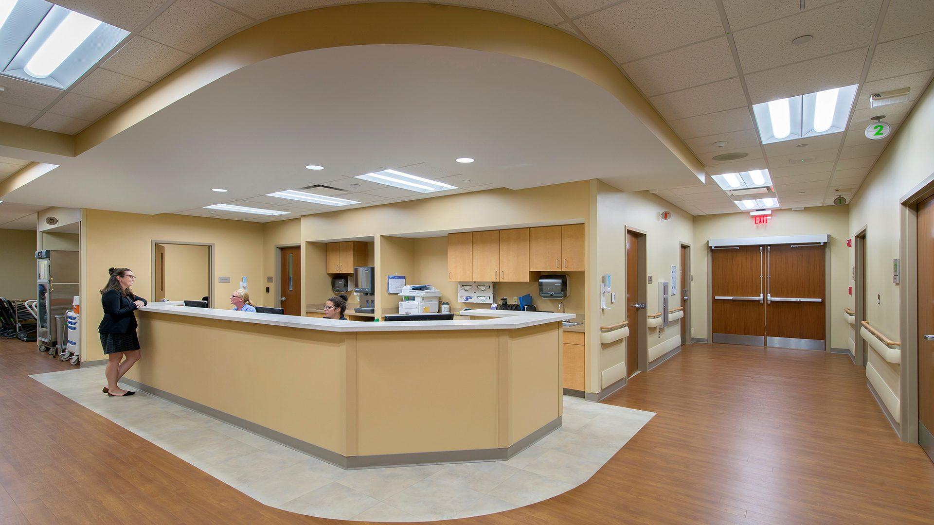 Parkview Health – Rapid Diagnostic Unit Reception