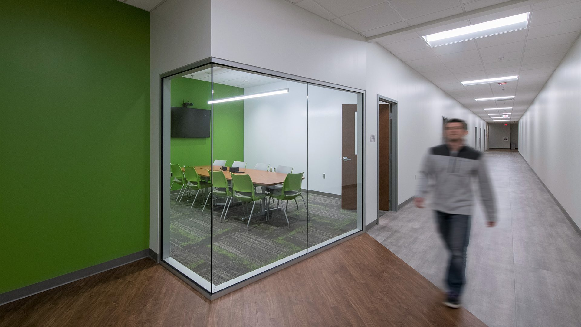Parkview Education Center Green Hall and Conference Room
