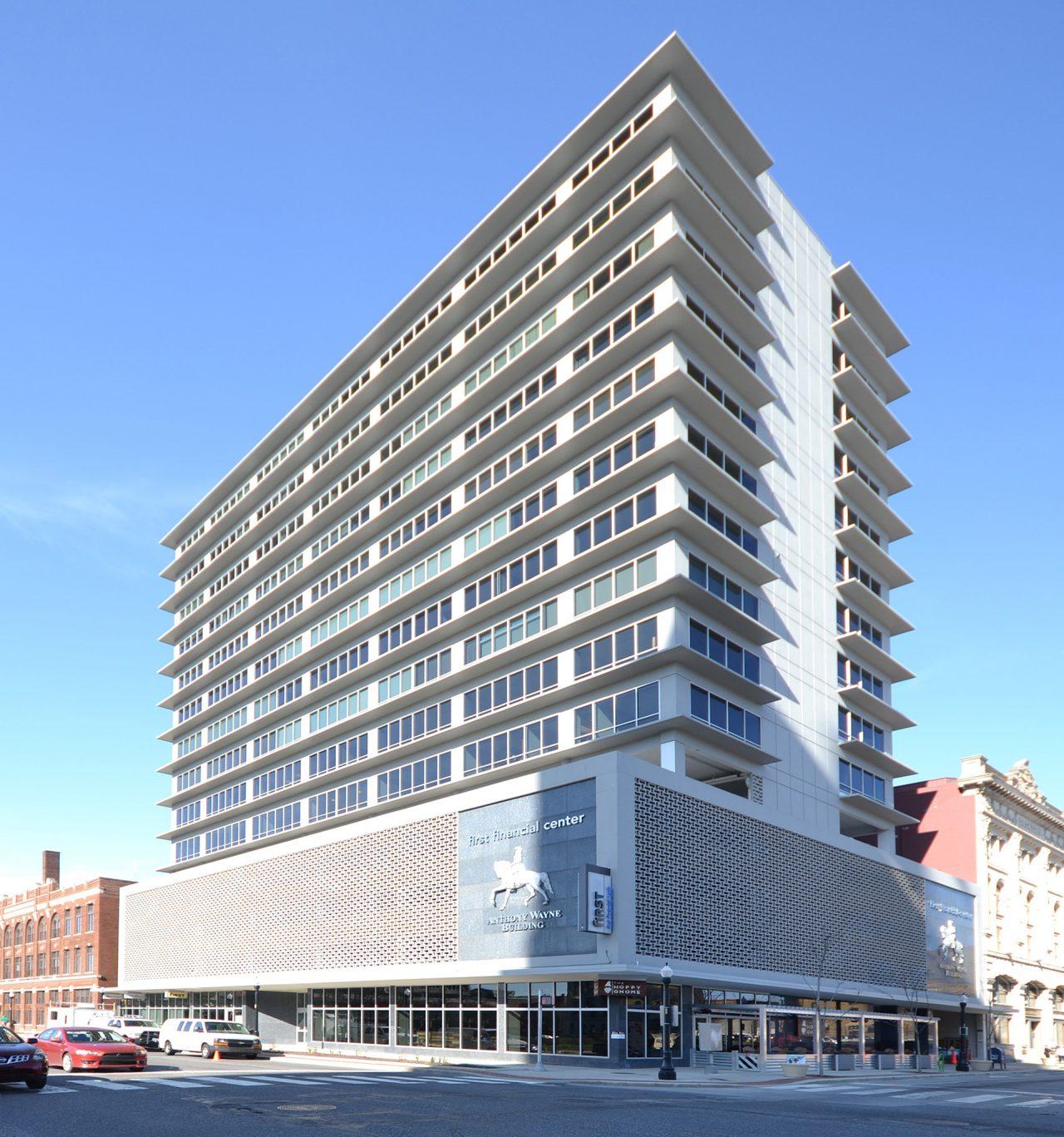 Anthony Wayne Building Condominiums Exterior