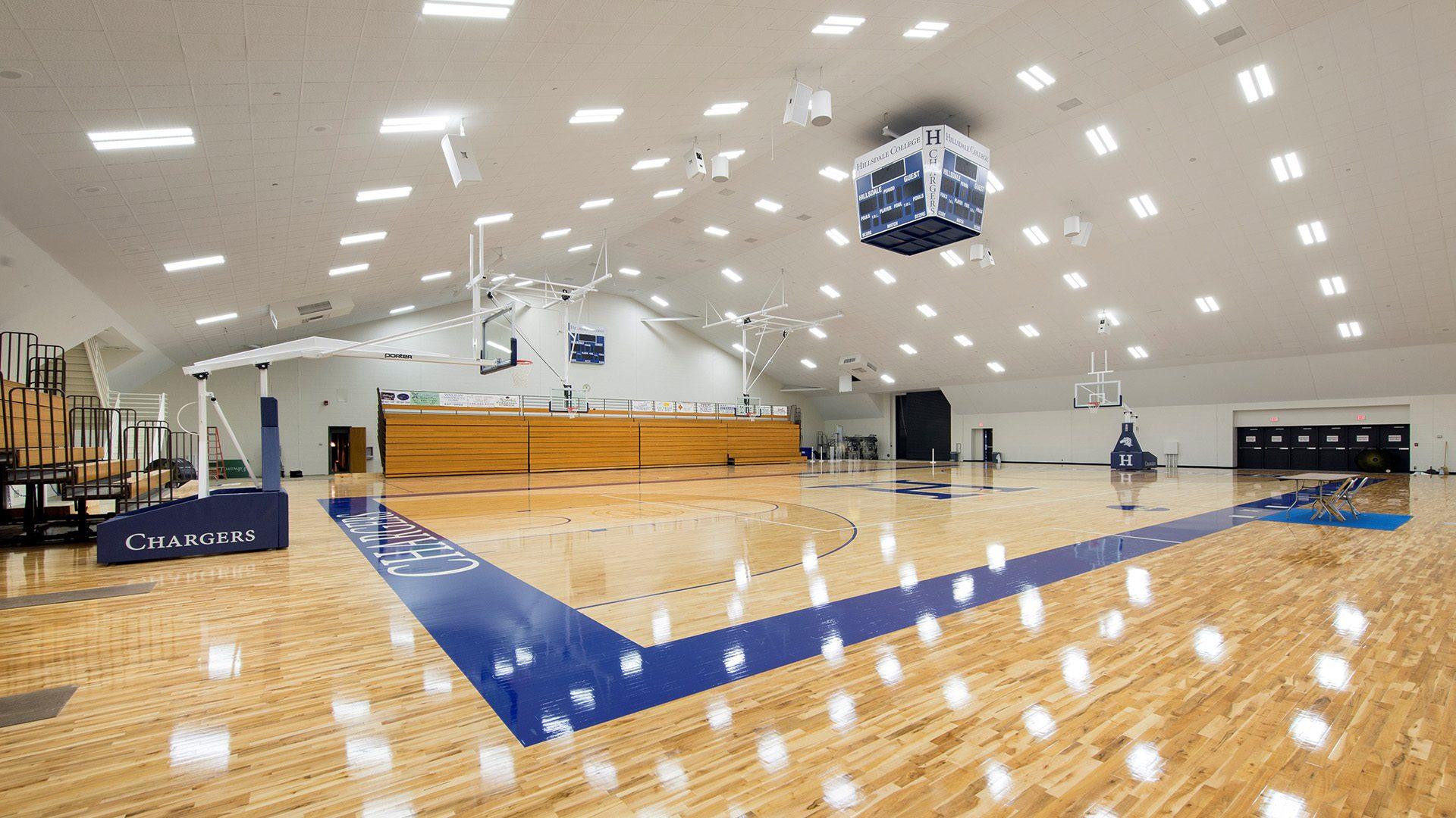 Hillsdale Roche Sports Complex 1