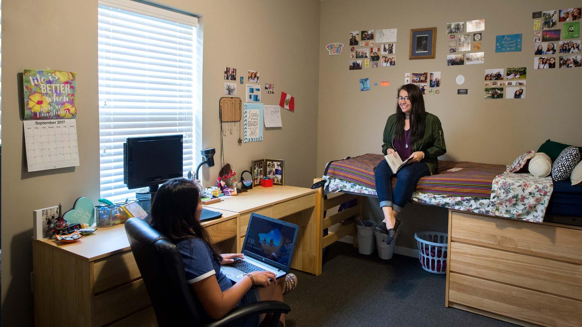 Grace College – Lancer Lofts Bedroom